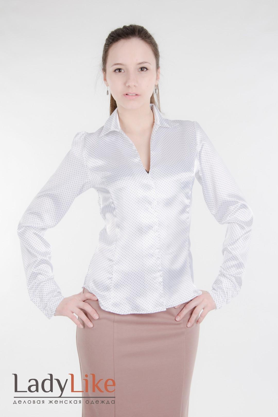 Деловая Блузка Фото В Самаре