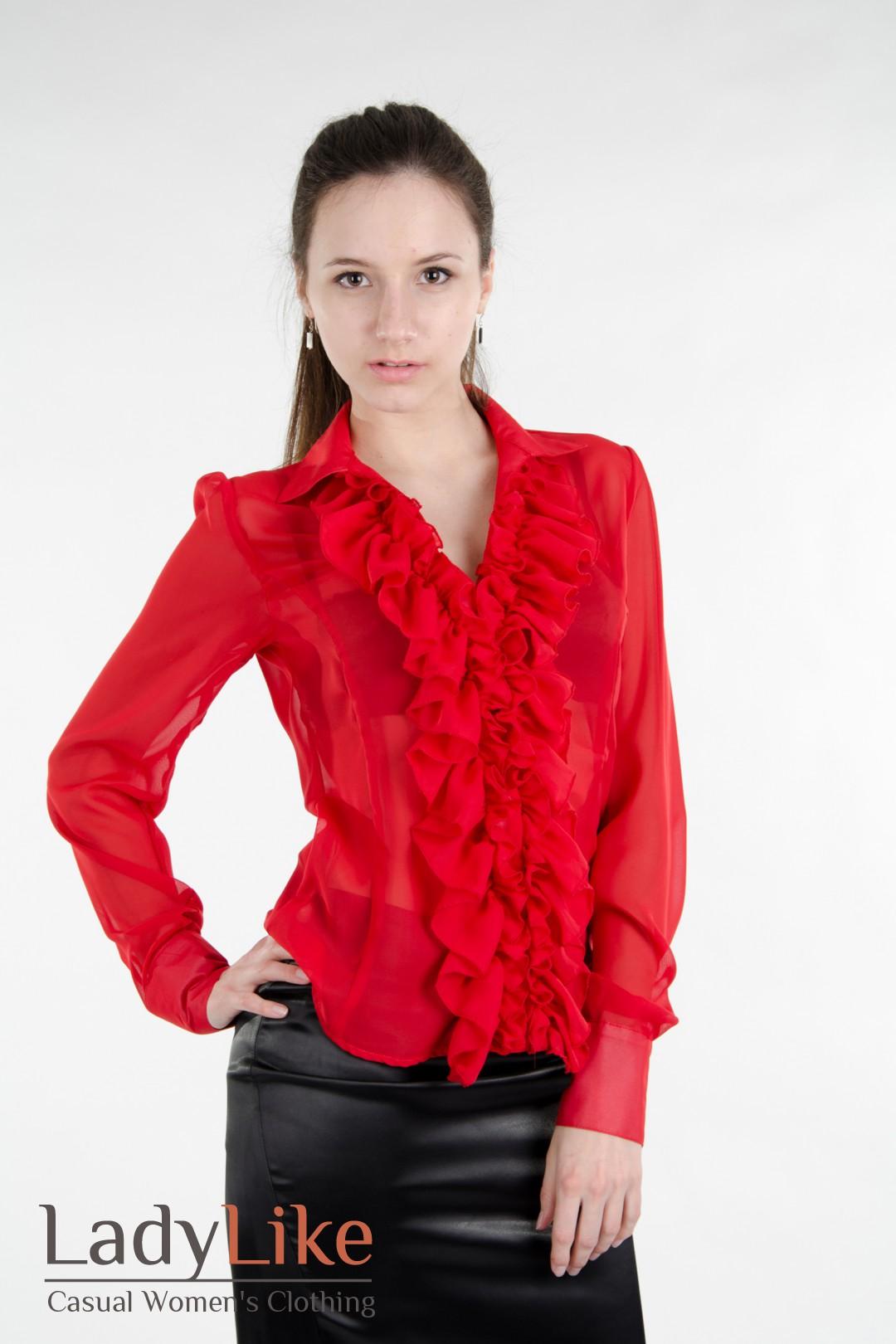 Красные Блузки В Новосибирске