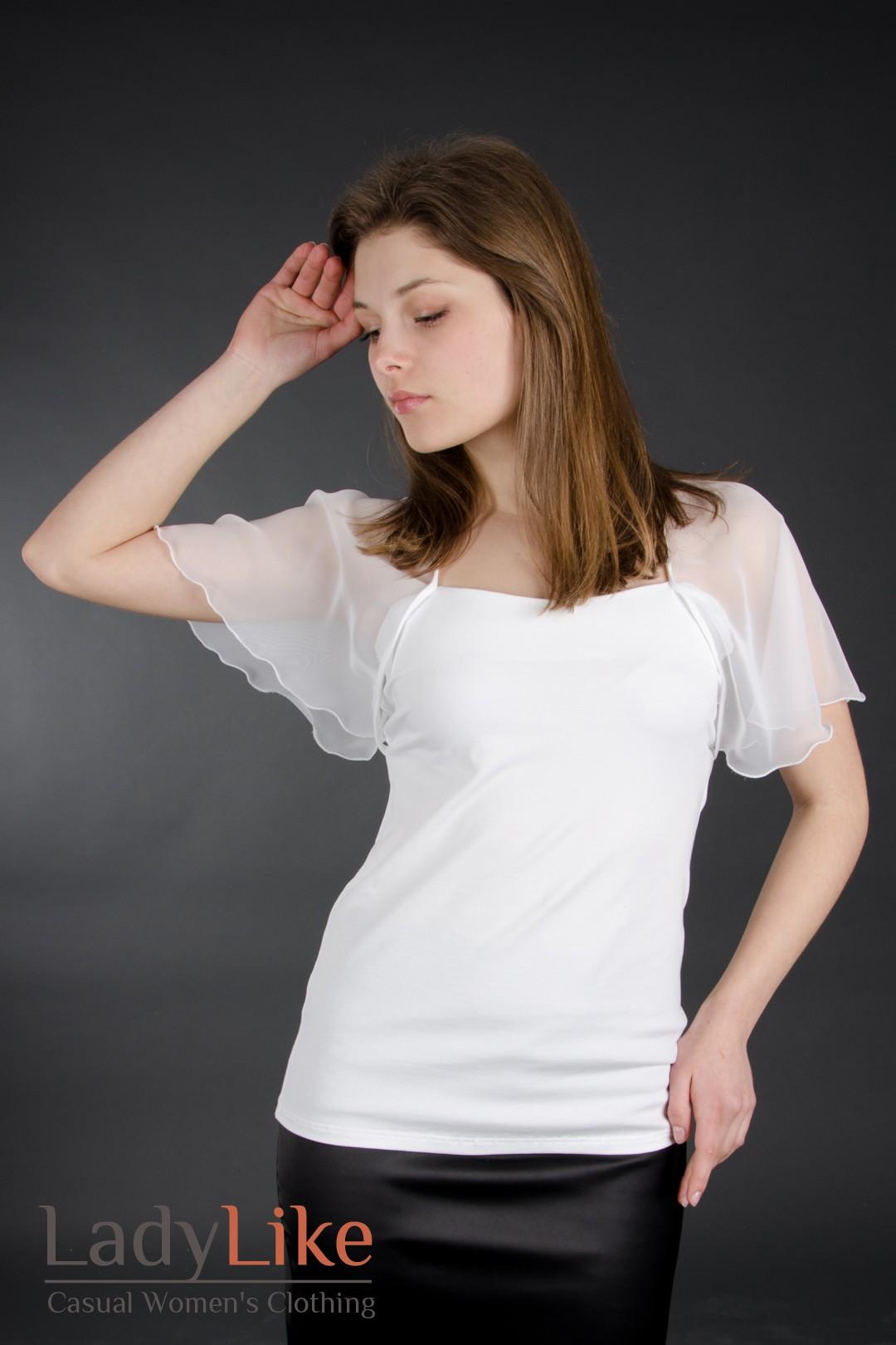 Купить Блузку С Коротким Рукавом В Санкт Петербурге