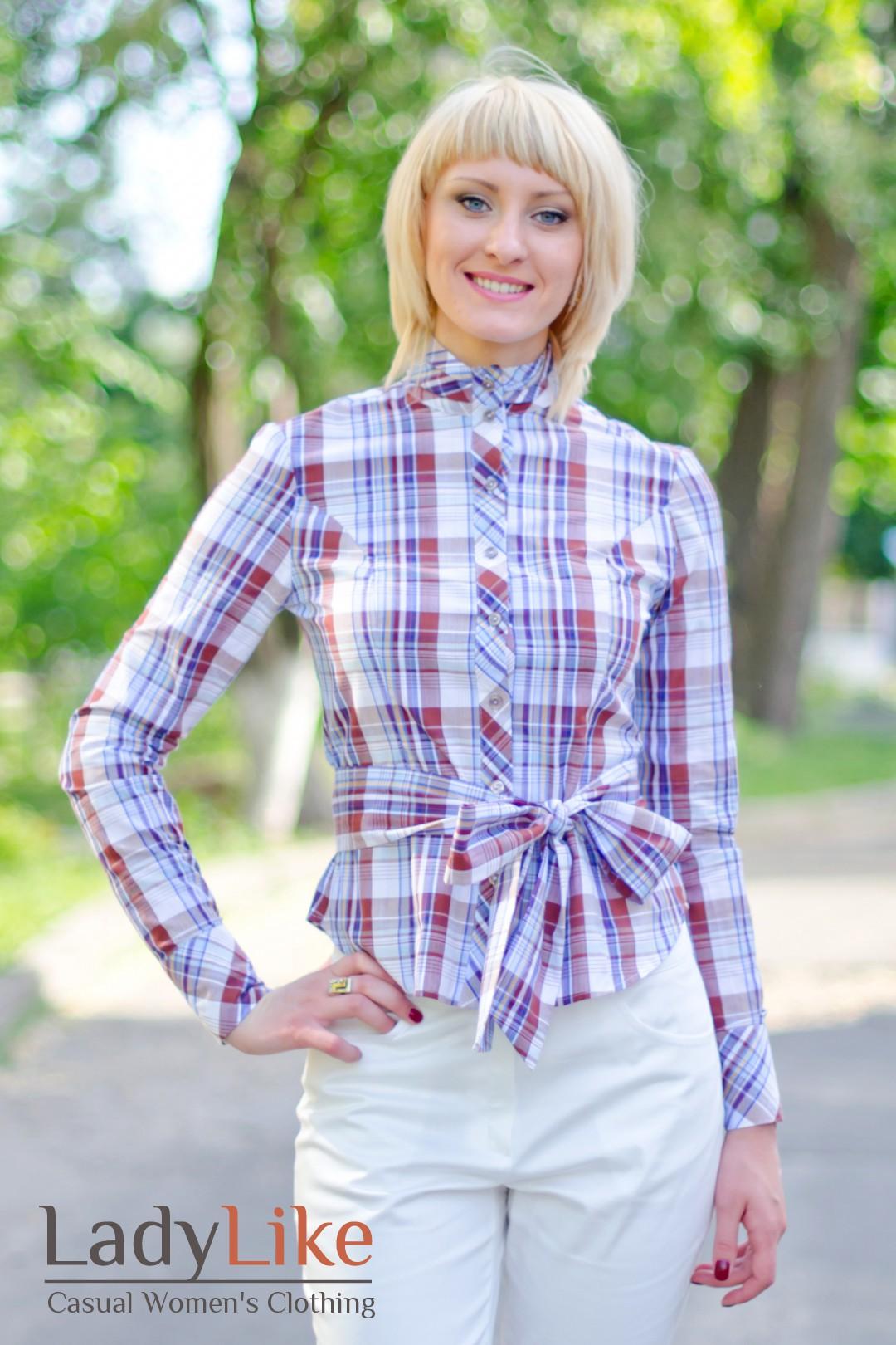 Блузка с фонариками в спб
