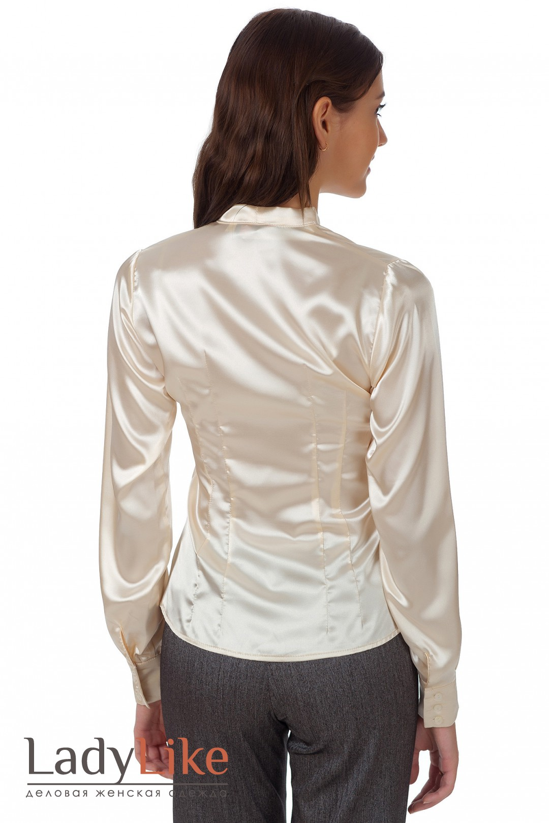 Атласные блузки купить в интернет магазине