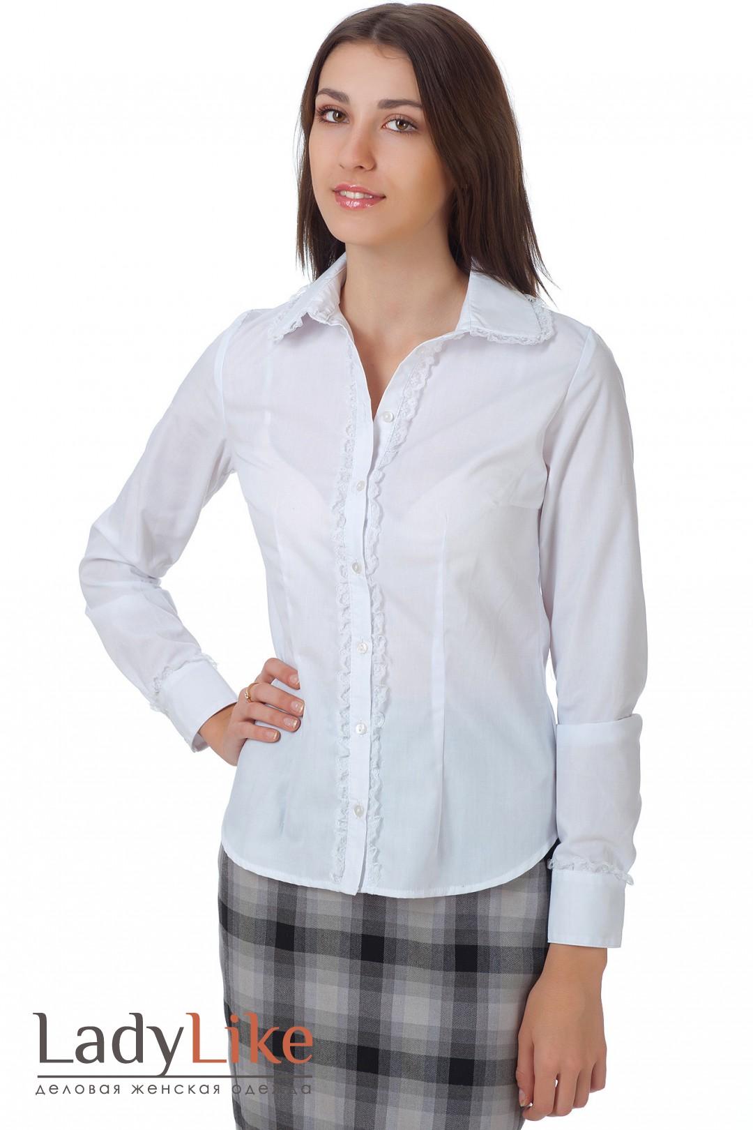 Классическая блузка с доставкой
