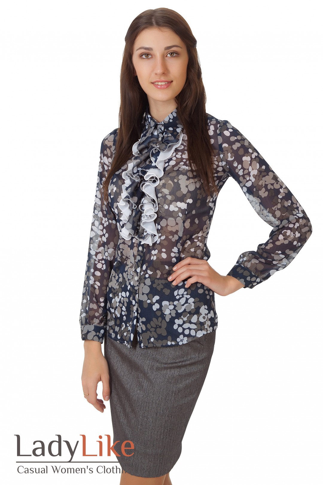 Блузка С Рюшами Купить В Санкт Петербурге