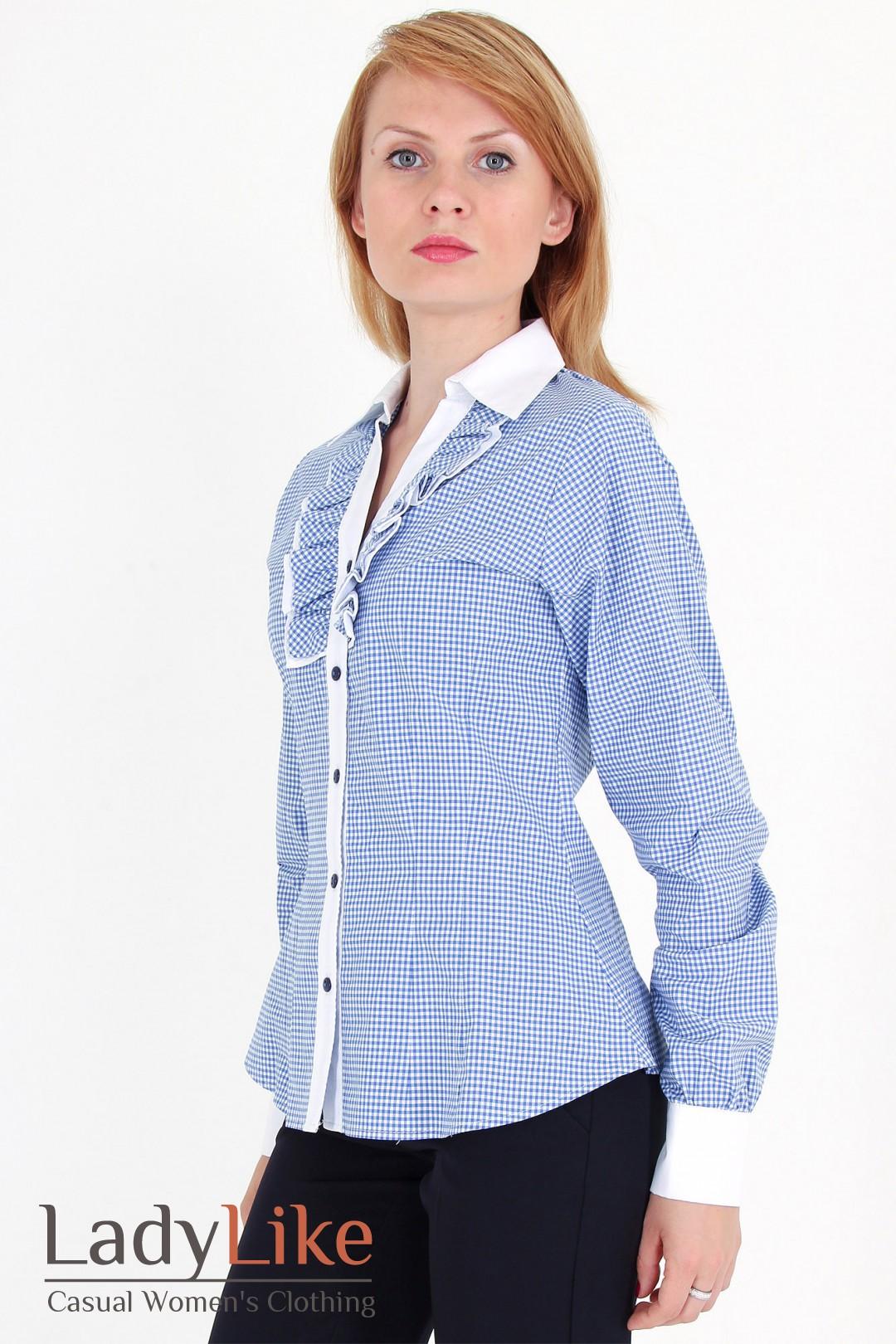 Блузка с рюшами купить доставка