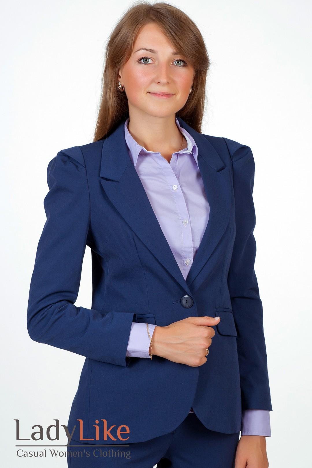 Пиджак деловой женский