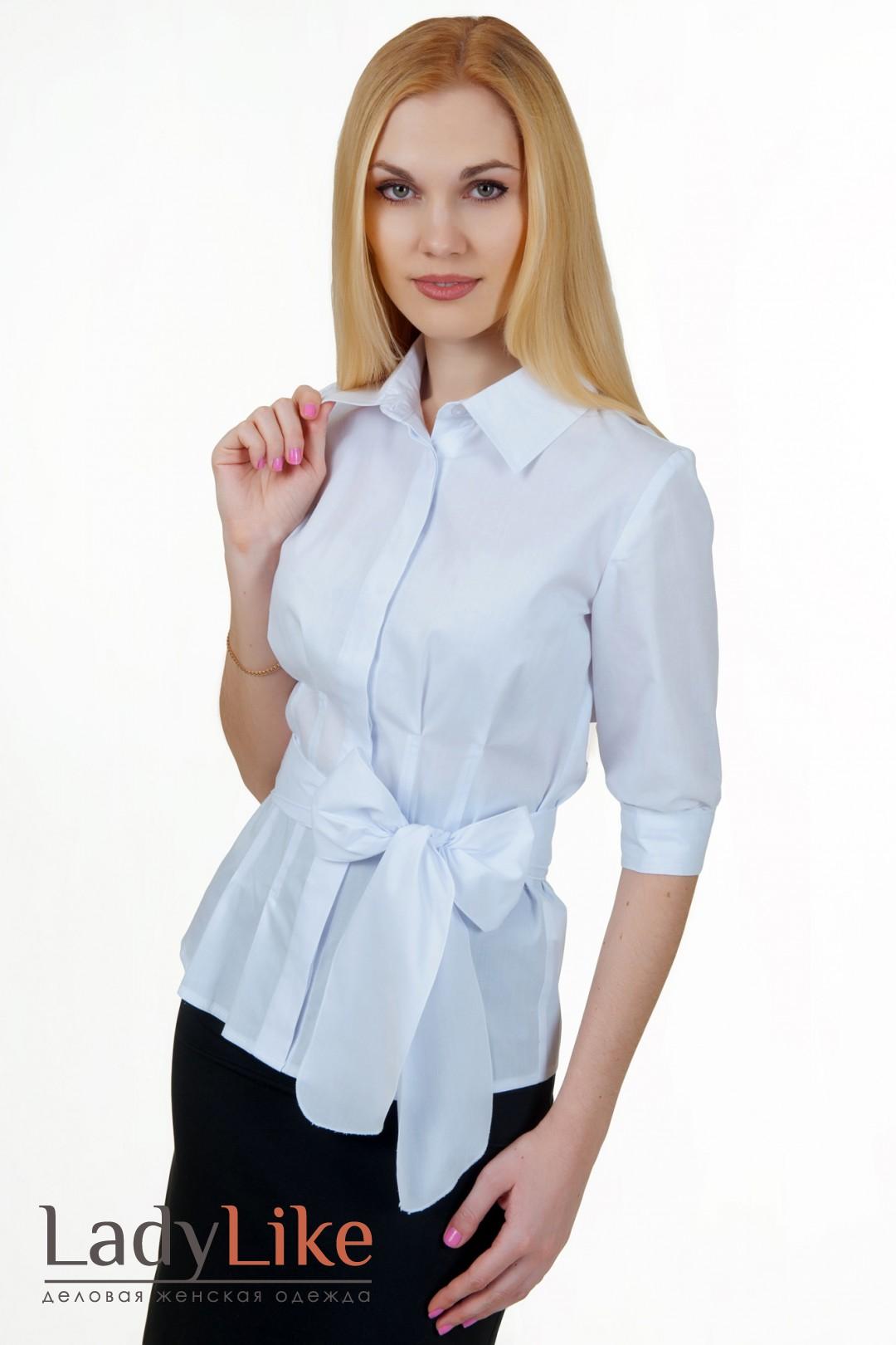 Блузка С Большими Рукавами Доставка
