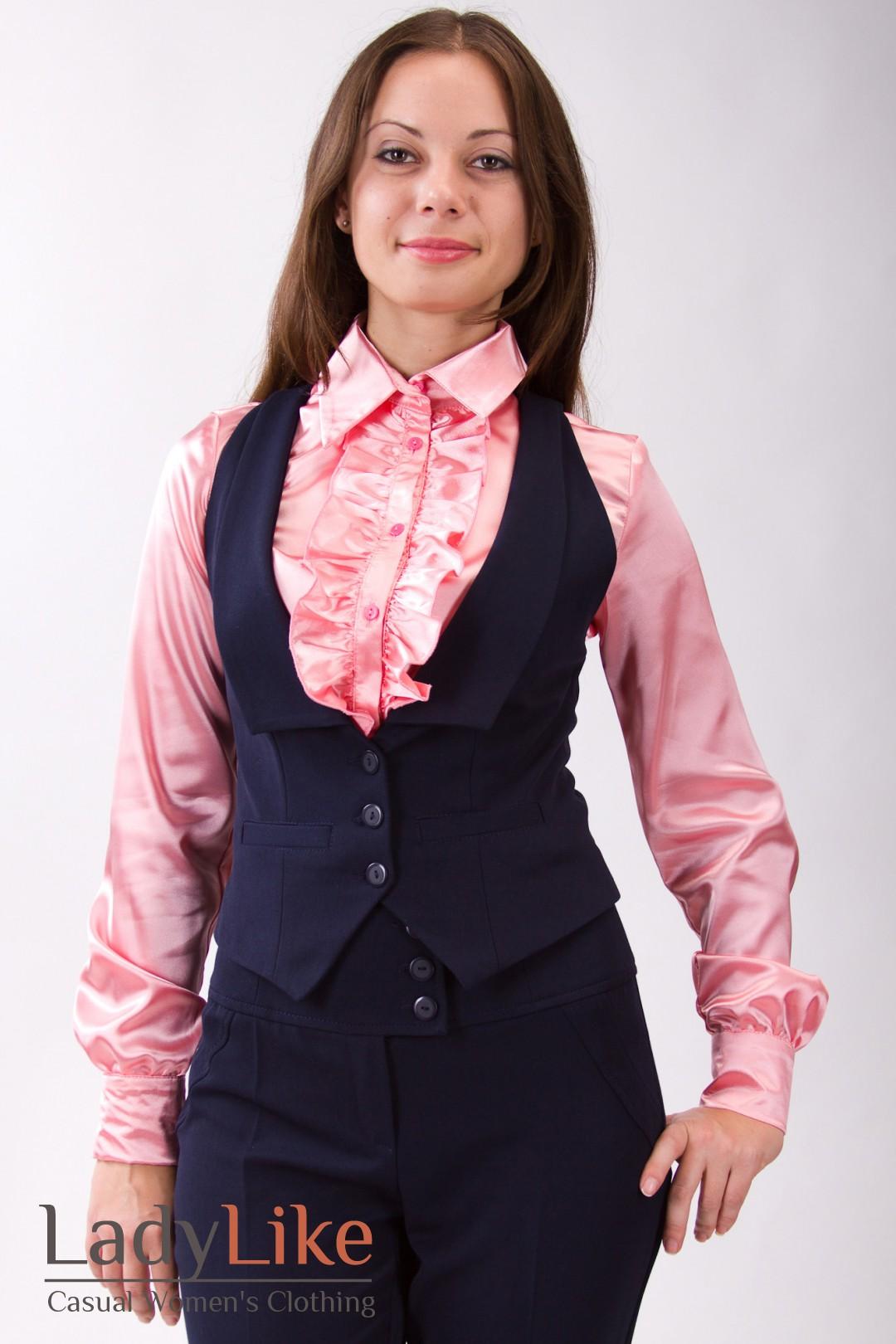 Одежда Женская Жилет