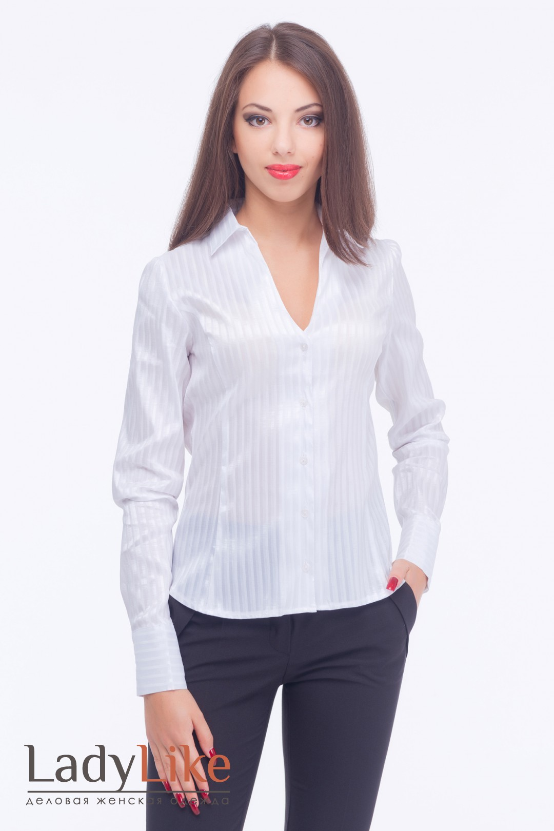 Классические Белые Блузки В Спб
