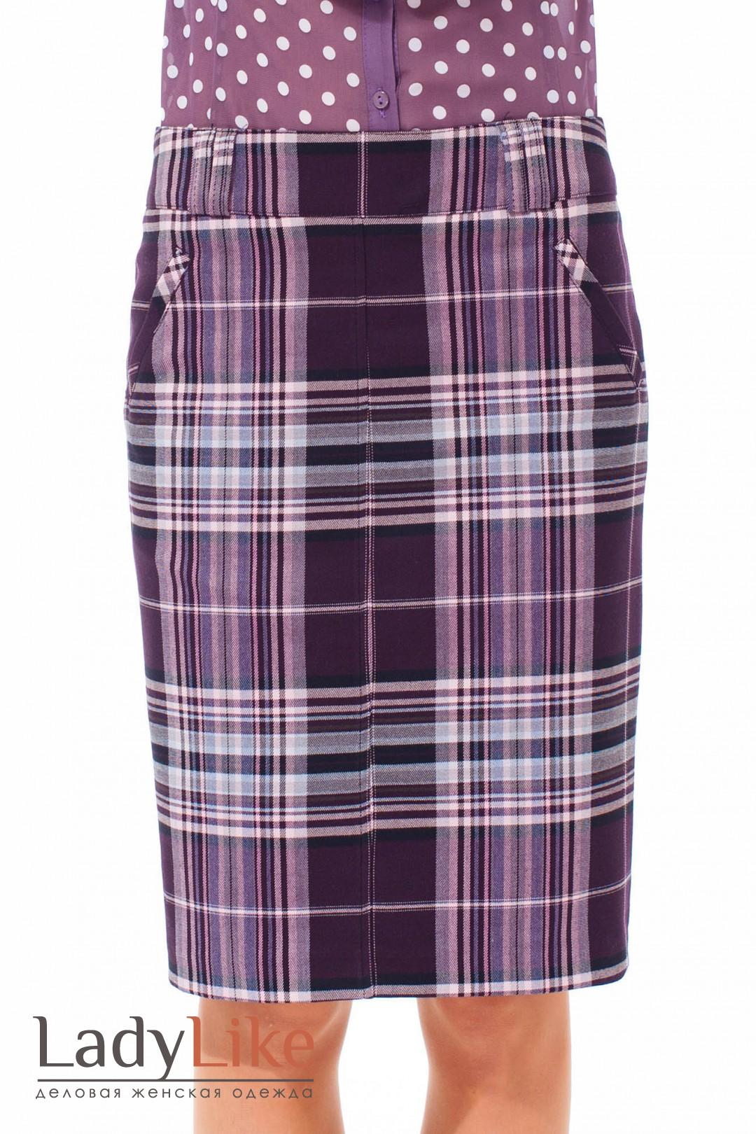 Купить розовую женскую юбку