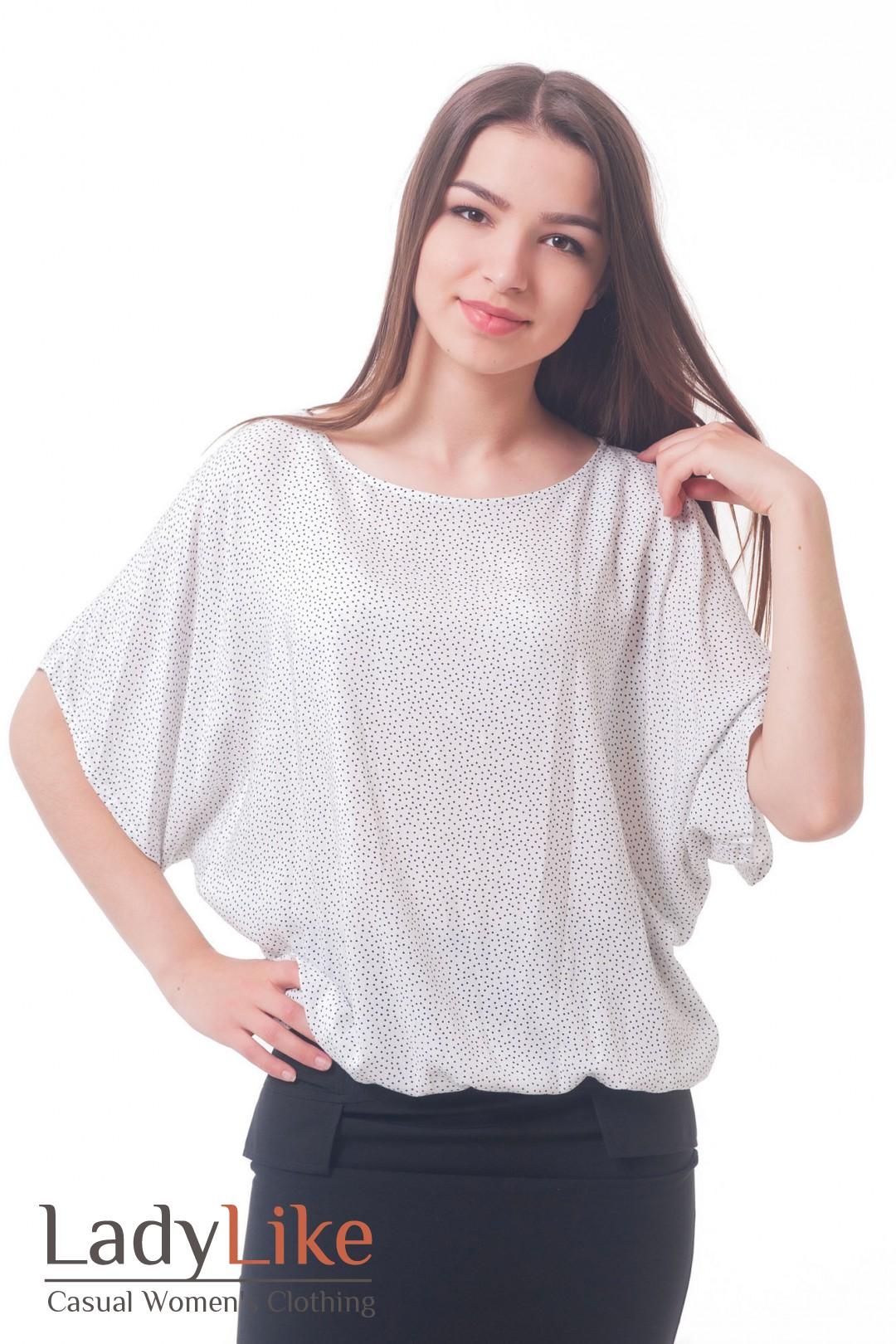 Блузка белая купить интернет магазин
