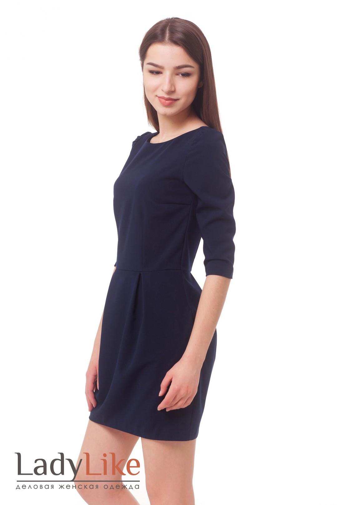 Купить Темно Синее Платье