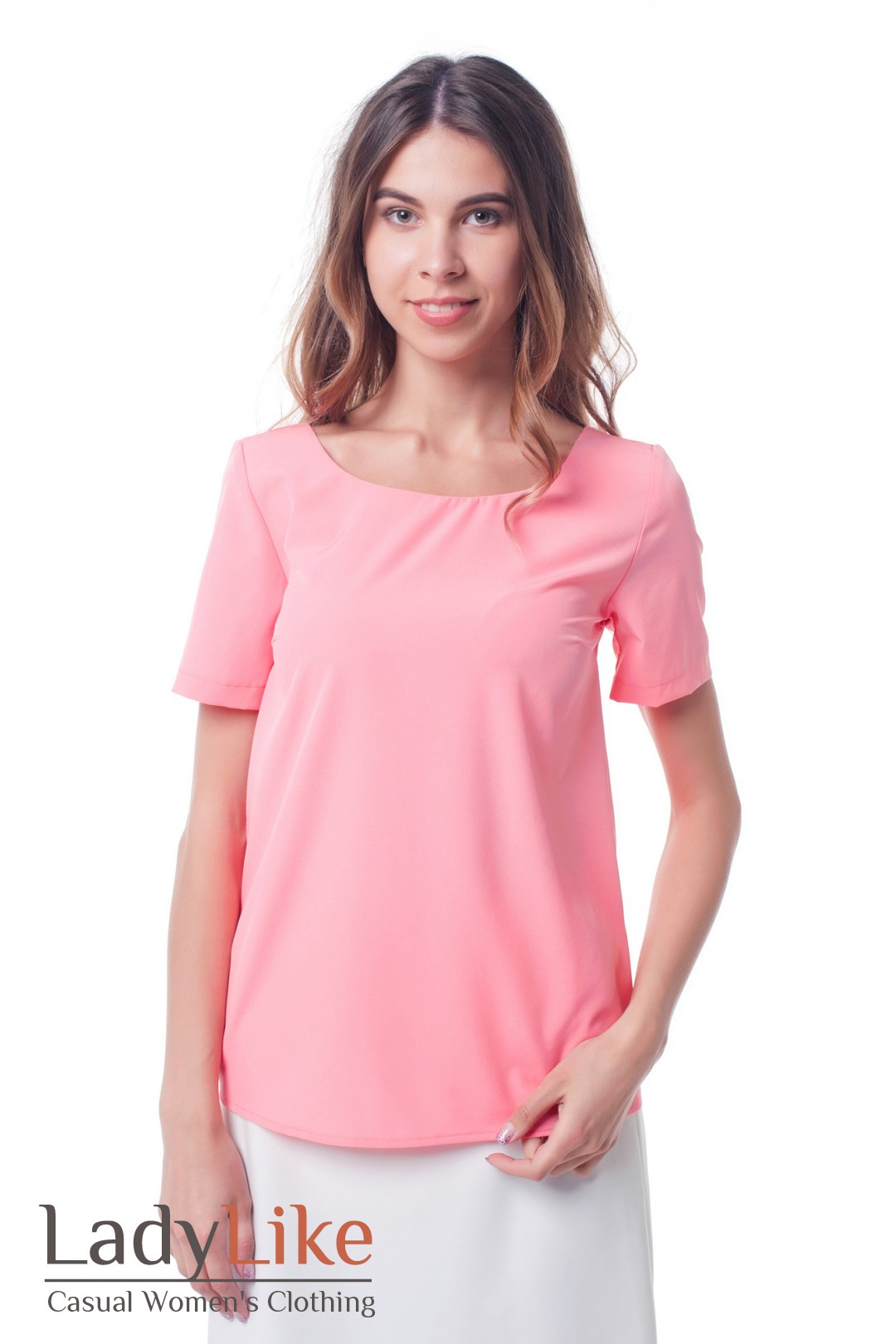 Купить блузки у вырезом