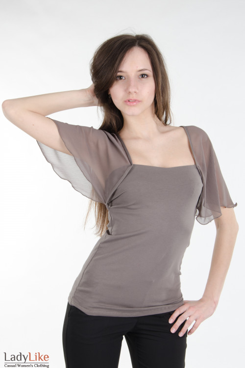 Фасоны женских блузок доставка