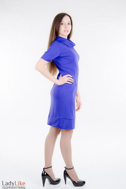 4. 3. 365,00 грн.  Оригинальное трикотажное платье.  Облегающий покрой.