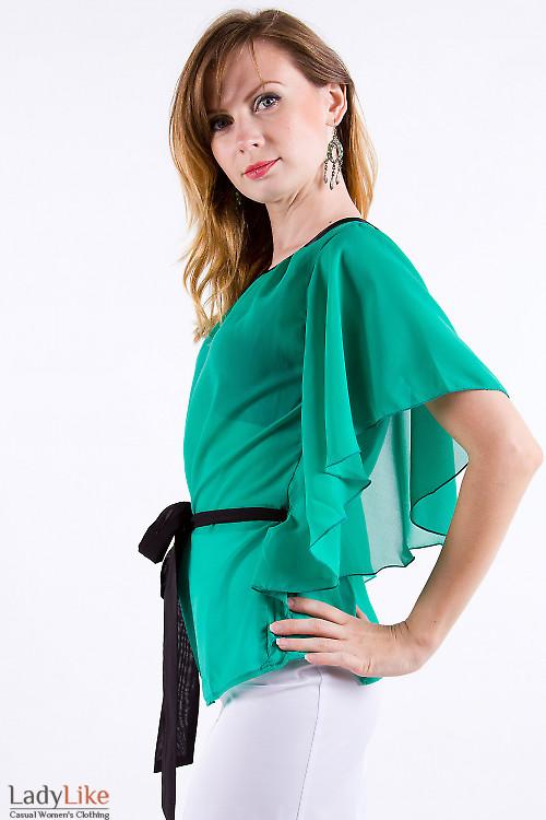 Блузки Женские Из Шифона 2015