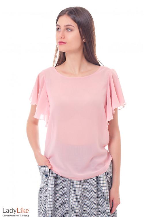 Кремовая Блузка С Доставкой