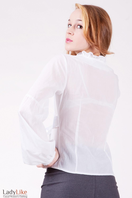 Белые Блузки 2013 Фото