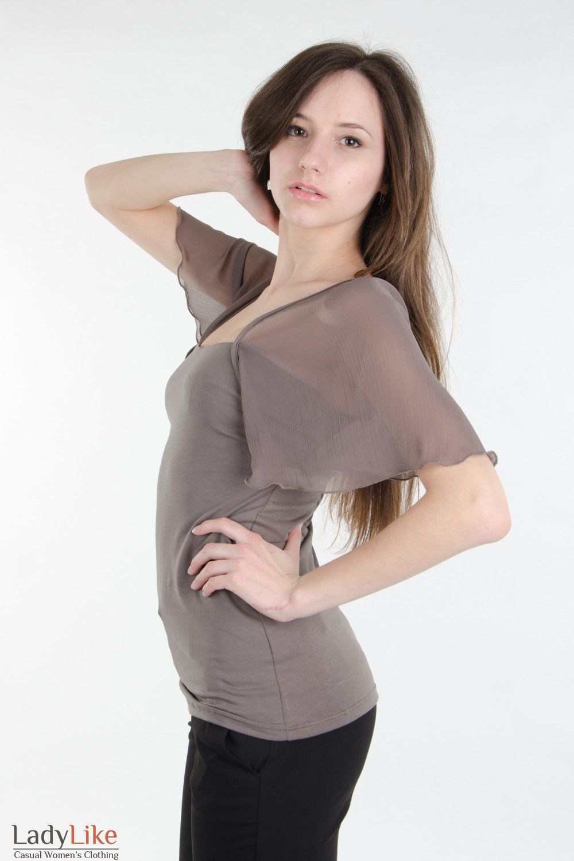 Сшить модные женские брюки