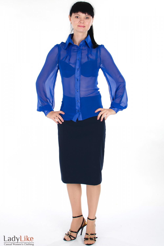 Купить Блузку Из Шифона С Доставкой