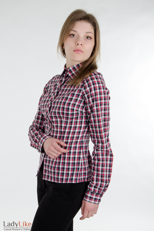 Купить Красную Блузку Для Девочки