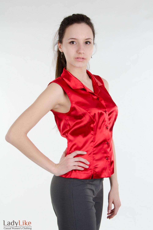 Блузки Из Атласа Фото В Екатеринбурге