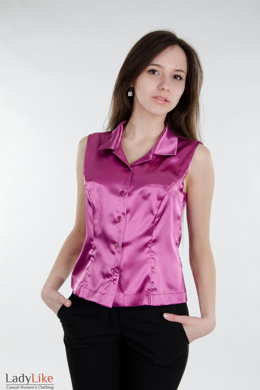 Розовую Блузку Купить