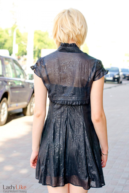 Болеро черное Деловая женская одежда