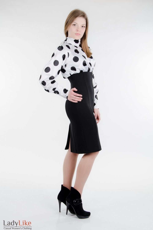 сшить платье из трикотажа выкройки - Выкройки одежды для детей и взрослых.