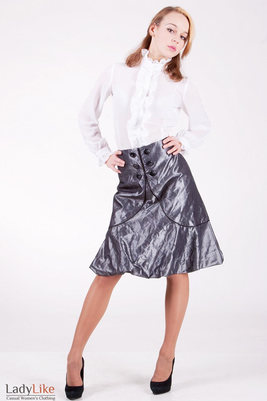 Описание: выкройки модных длинных юбок