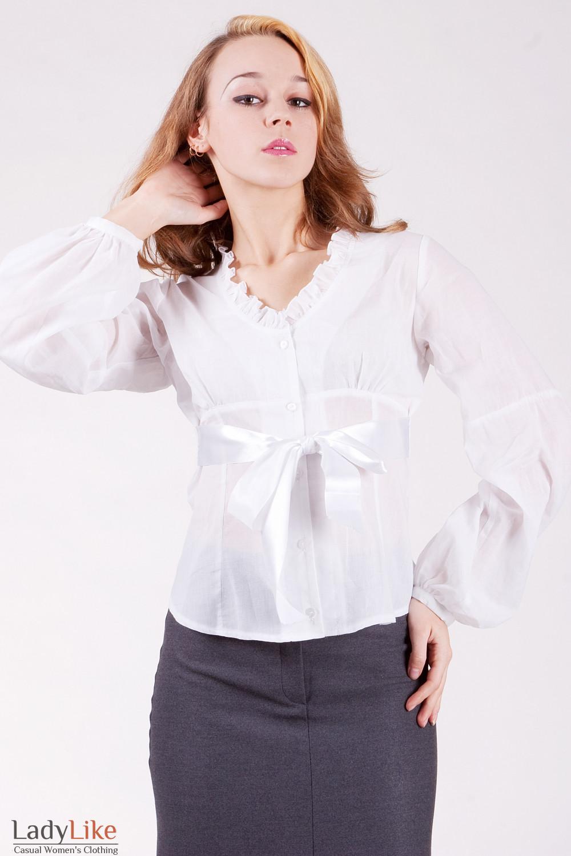 Белая Блузка Окрасилась