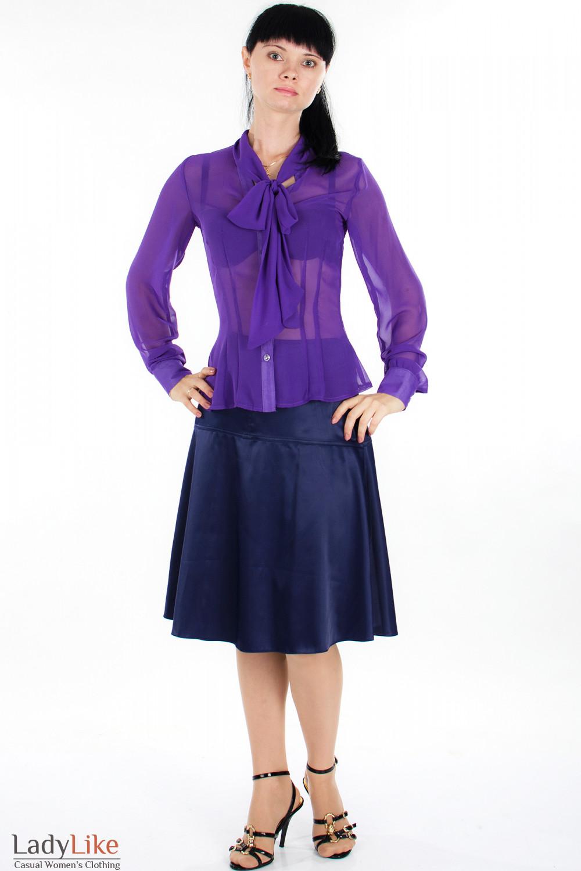 Знатная дама юбки