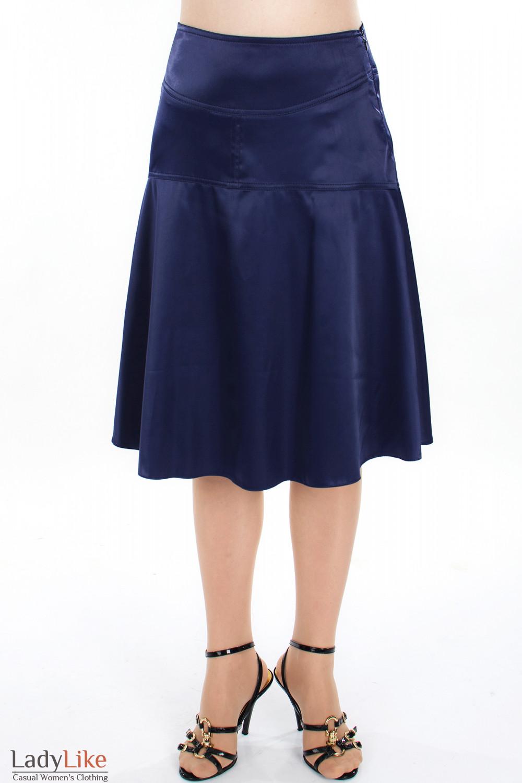Как сшить юбку в пол своими руками? LS 59