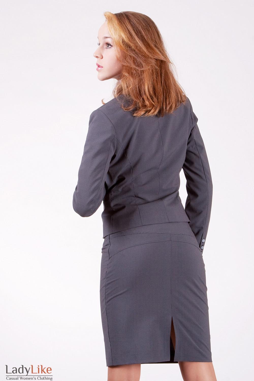 Юбка 480g Классическая прямая  юбка.