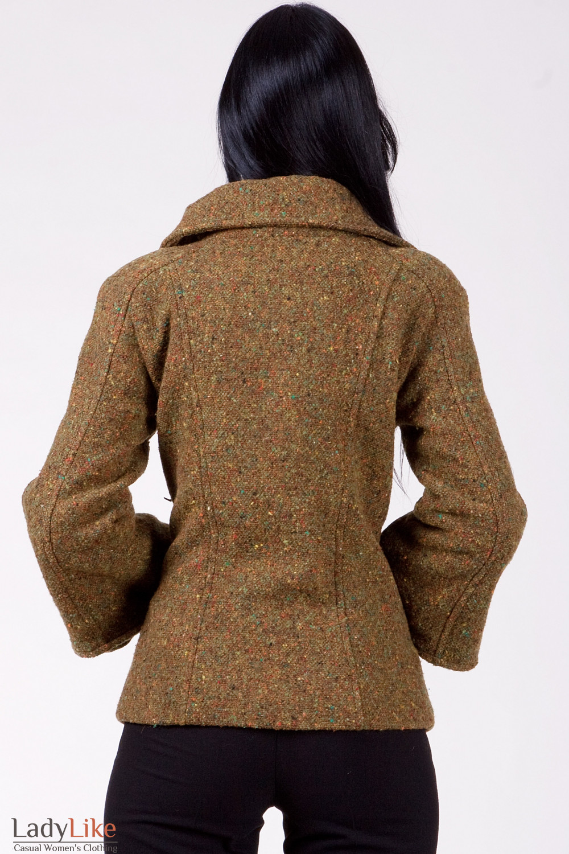 Жакет 304g Весенне-осеннее пальто