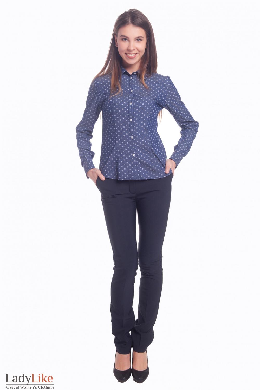 Купить женские брюки с начесом  Деловая женская одежда