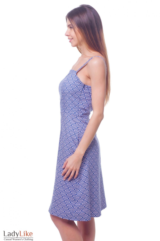 Купить сарафан на тонких бретелях Деловая женская одежда