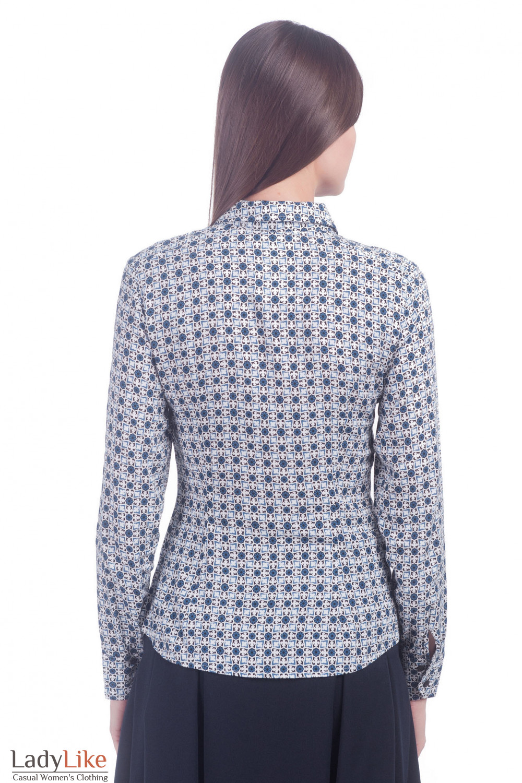 Блузка классическая Деловая женская одежда фото