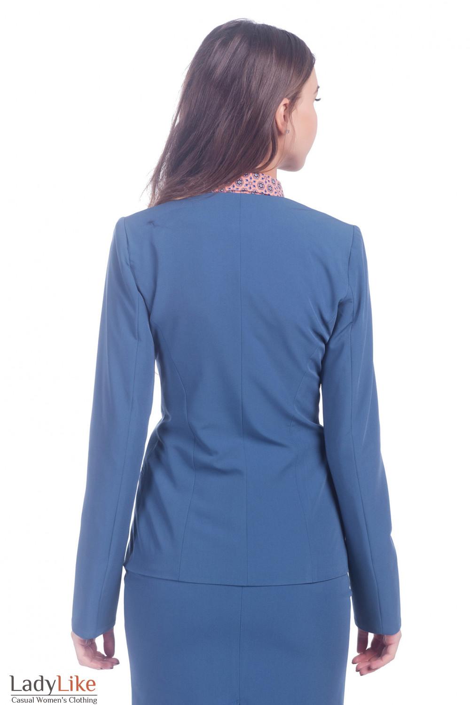 Женский пиджак Деловая женская одежда фото