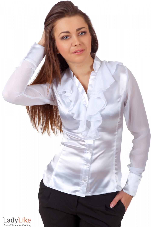 Купить Белую Блузку В Санкт Петербурге