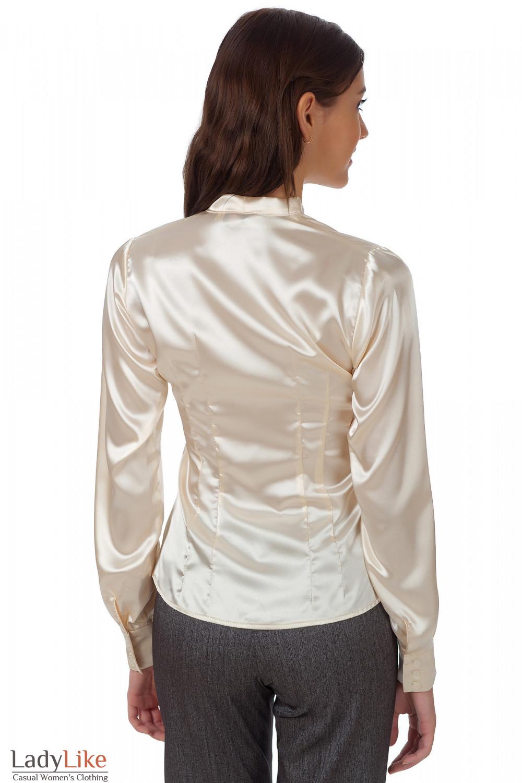 Белая Блузка Фото В Омске