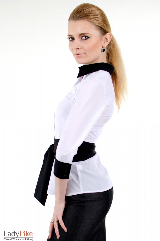 Блузка С Жабо В Волгограде