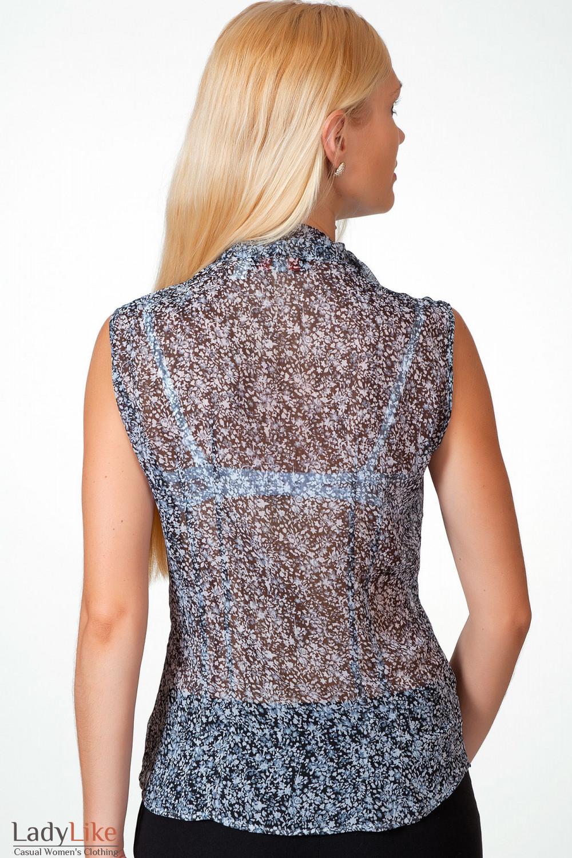 Блузка С Поясом В Самаре