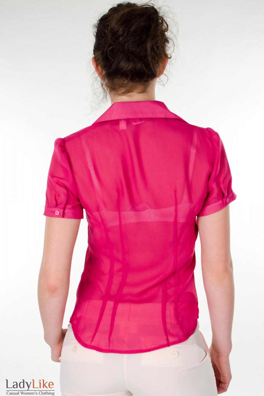 Малиновая Блузка С Доставкой