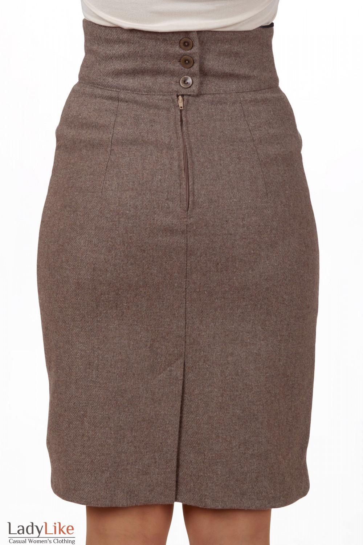 Фото Юбка теплая коллекция Ladylike Деловая женская одежда