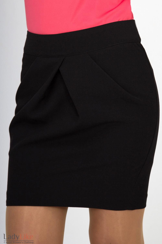 Классические Черные Короткие Юбки