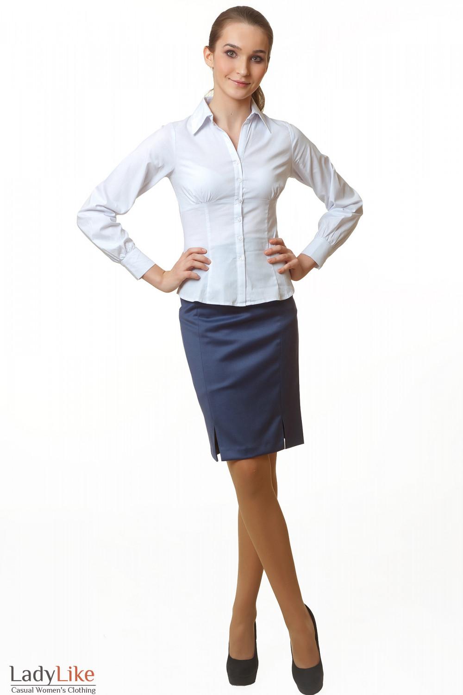 Белые Блузки Для Девушек В Москве