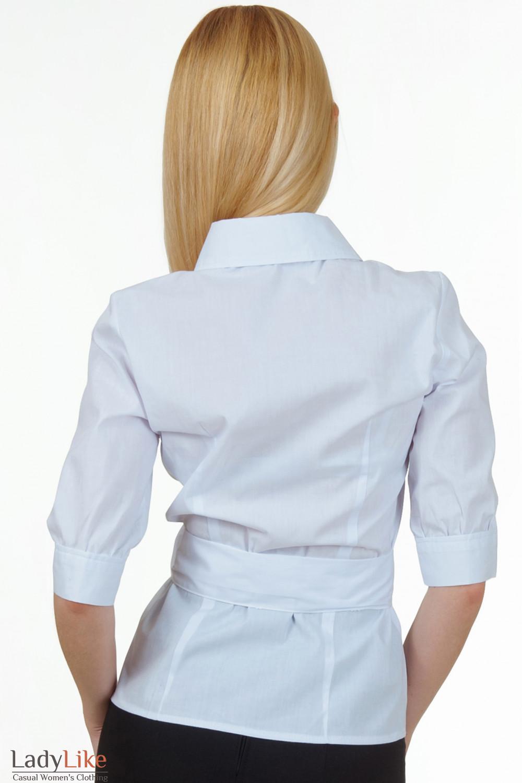 Белая Офисная Блузка В Самаре