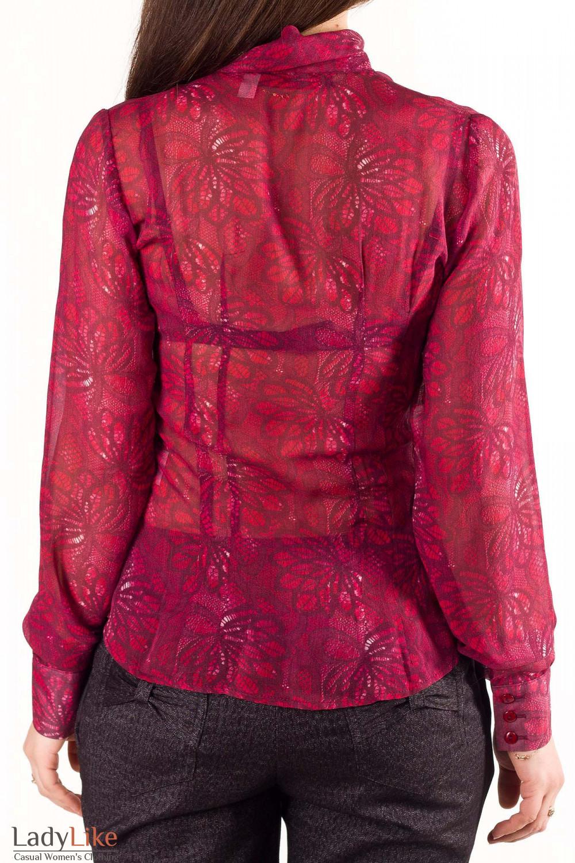 Блузка офисная  Деловая женская одежда