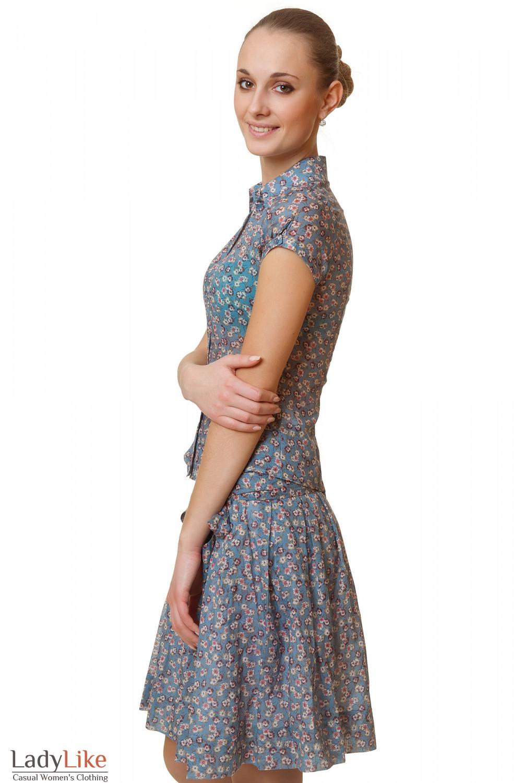 Купить летнюю блузку Деловая женская одежда