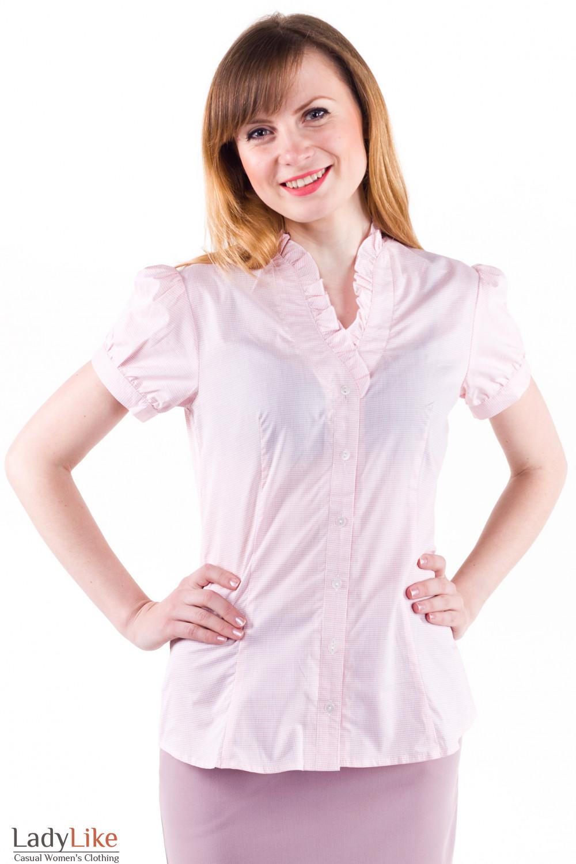 блузки 2013 с коротким рукавом фото и